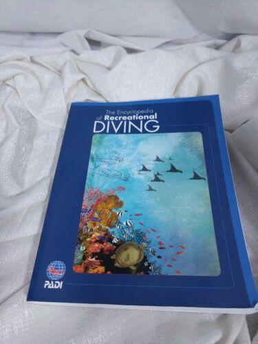 PADI 3rd Ed. of The Encyclopedia of Recreational Diving Book