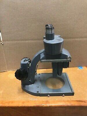 Bausch Lomb Stereo Microscope Three Sliding Objectives