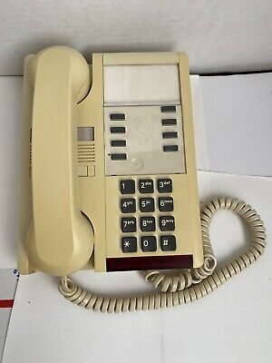 Vintage Northern Telecom Multi Line Business Phone1985