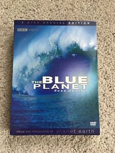 The Blue Planet Seas of Life, 5 Disc Special Edition Set