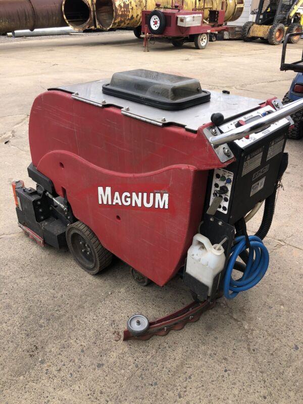Factory Cat Floor Scrubber Magnum 27-C