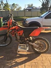 Swap ktm 450 exc 05 Oakey Toowoomba Surrounds Preview