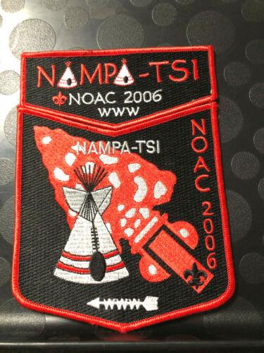 OA NAMPA-TSI LODGE 216 2006 NOAC TWO PIECE SET