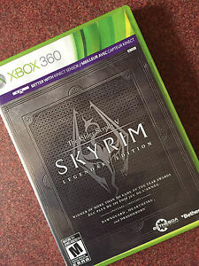 Skyrim Legendary Edition for Sale!