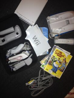 WII, ACCESORIES & GAMES FOR SALE Kelmscott Armadale Area Preview