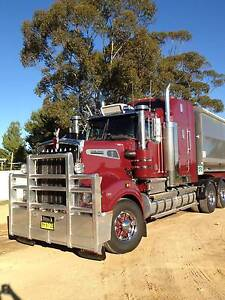 2010 Kenworth T908 Cowra Cowra Area Preview