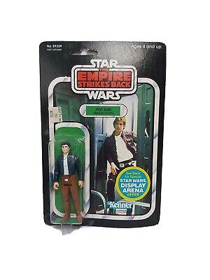 Star Wars Vintage Han Solo Bespin Moc/Carded Figure ESB 45 Back Kenner