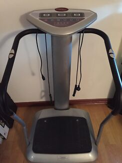 Crazy Fit Vibration Platform Machine for weight loss and toning Seville Grove Armadale Area Preview