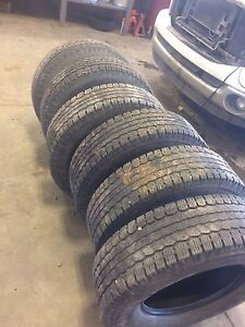 235/80/17 tires from a dodge dually 6 available