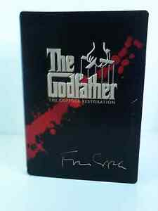 DVD collector set ... The Godfather parts 1,2 & 3 Bondi Eastern Suburbs Preview