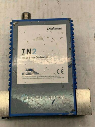 CELERITY DSVKD100 MASS FLOW CONTROLLER N2  4377-11000  SCCM