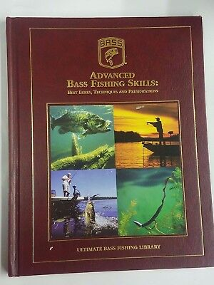 Advanced Bass Fishing Skills: Best Lures, Techniques, etc (2003,