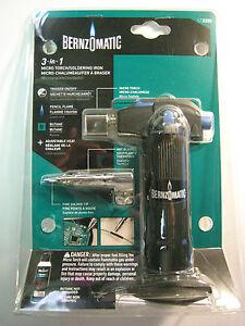 bernzomatic micro torch welding soldering tools ebay. Black Bedroom Furniture Sets. Home Design Ideas
