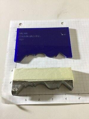 Molding Weinigschmidtwkw Corrugated Knives Shaper Moulder. Crown Moulding