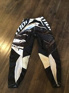Thor Phase Dirtbike/Quad pants  with removable padding