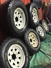 Tyres and Rims Carwoola Queanbeyan Area Preview