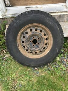 P235/70 R16 tires and rims