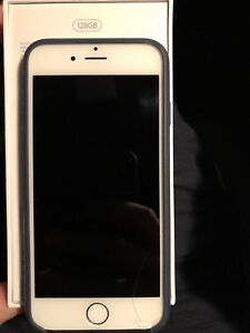 iPhone 6 128GB with Apple case