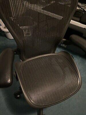 Herman Miller Aeron Office Chair - Black