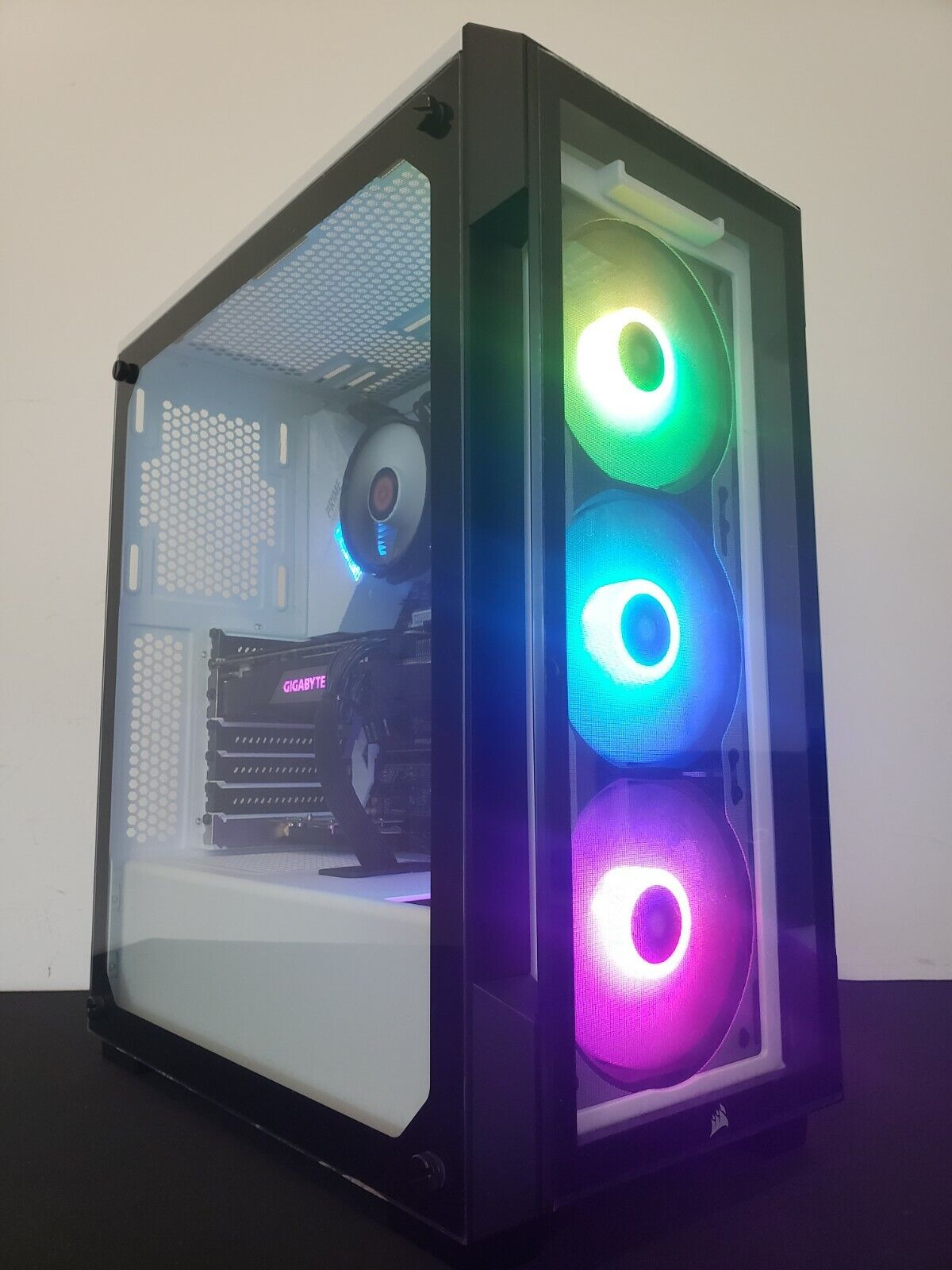 corsair gaming pc i7 10700 rtx 2080