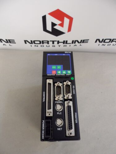 Ica Cinetic Automation Mu30c Servo Nutrunner Master Control Unit