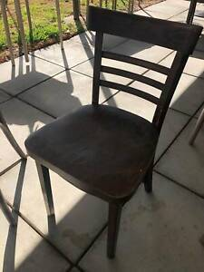 Cafe Tables and Chairs Thonet
