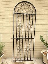 Gate - antique iron Botany Botany Bay Area Preview
