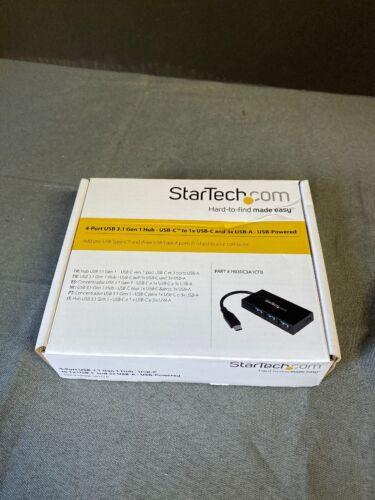 Startech 4-Port USB-C Hub USB-C to 1x USB-C & 3x USB-A