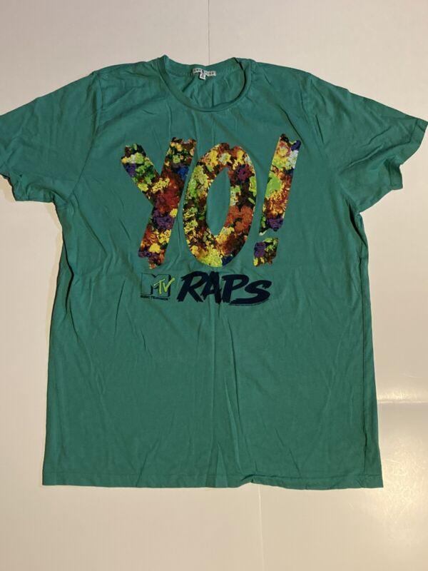 Yo Mtv Raps Shirt - Adult Size XL - Great Condition! Never Worn!