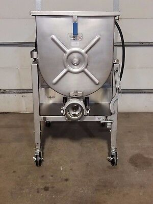 Re-manufactured Hollymatic Gmg 180a Mixer Grinder 10 Hp Excellent Condition