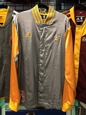 c717332d7ed Cleveland Cavaliers Game Worn Issued Warm Up Jacket