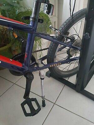 Wiggins Chartres 20 Inch Wheels Boys Kids Junior Bike Navy/Red