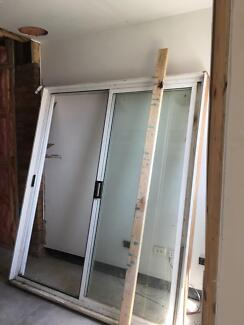 Glass Sliding Door & Windows u0026 sliding doors | Building Materials | Gumtree Australia ... pezcame.com