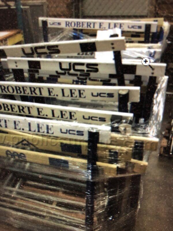 UCS Hurdles Track and Field Running Robert E. Lee