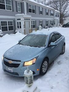 FOR SALE: 2011 Chevrolet Cruze
