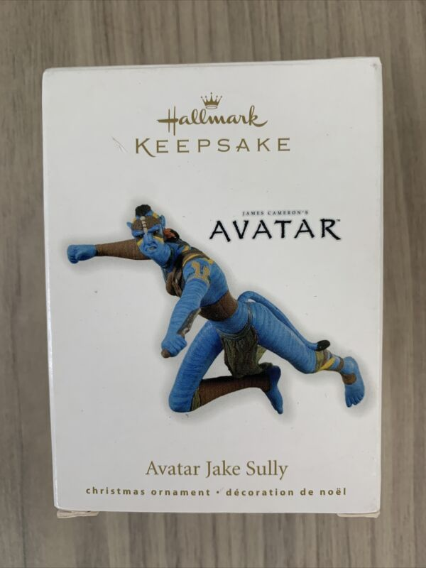 Hallmark Keepsake Ornament Disney Pandora Avatar Jake Sully 2010