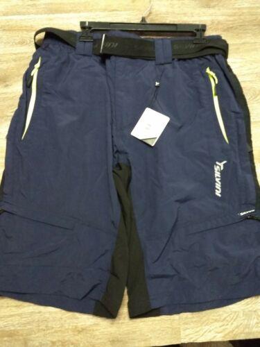 SILVINI MTB Shorts Rango with 6 Pockets for Men's Mountain B