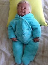 Reborn doll with stroller and nappies Grovedale Geelong City Preview
