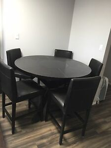 Casana Pub Table and Chairs