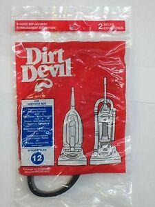 Dirt Devil Ultra Vision Ebay