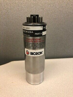 Bicron Scintillation Detector 300-1081