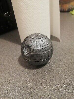 Star Wars R2-D2/ Death Star Garden Concrete Ornament / door or drawer knobs