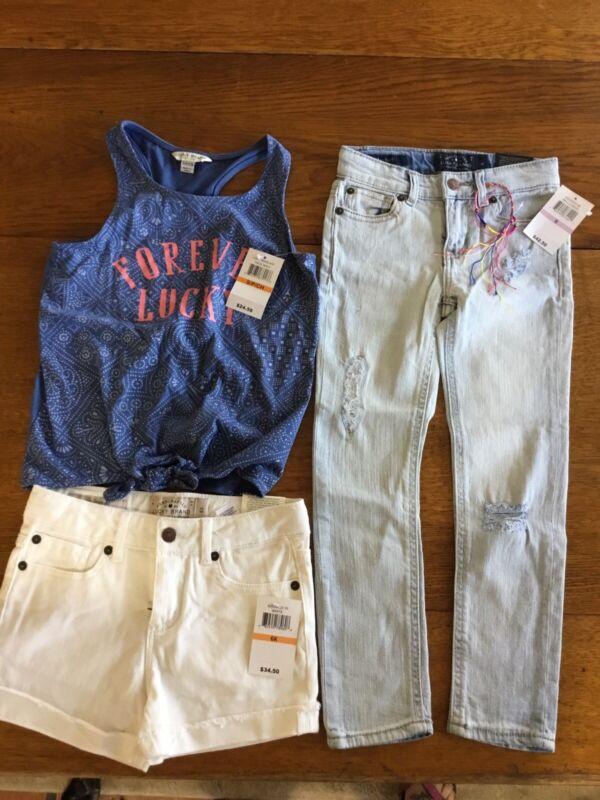 Girls Lucky Brand Bundle Size 6/6x/S