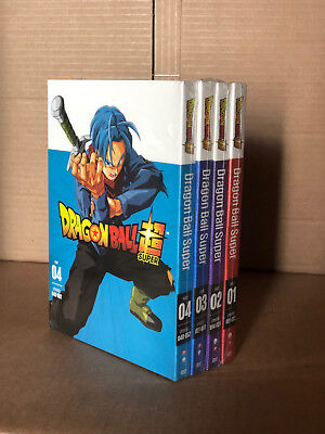 Dragon Ball Z Super Part  4 New   With1   2   3 Combo Set Dvd