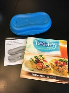 Tupperware Breakfast Maker & Cookbook
