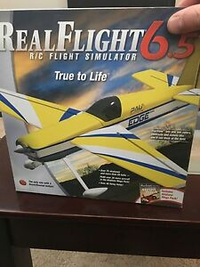 RC Computer Flight Simulator