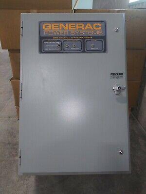 Generac Automatic Transfer Switch 100amp 480volt Gts Gts010w-2a2ldnan 0006762