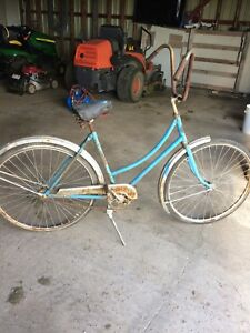 Antique Ladies Bike