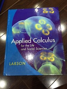 $15 Calculus University Texbooks