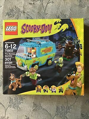 Lego Scooby-Doo The Mystery Machine (75902) - Used - Complete